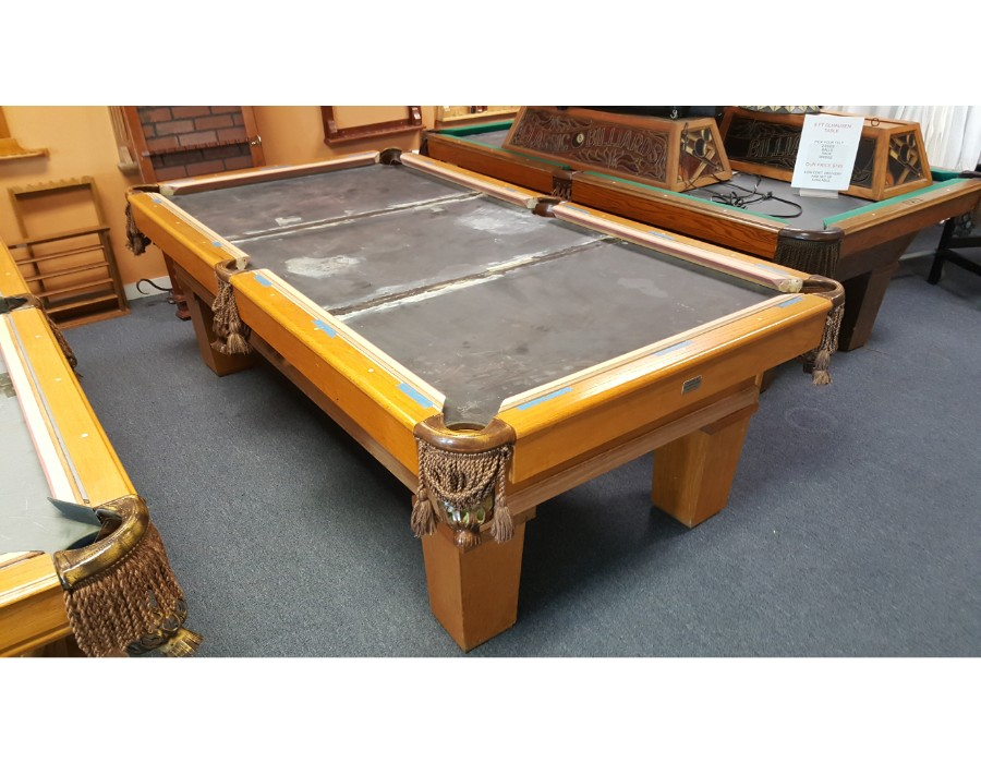 Used Pool Tables. $699 8ft Craftmaster