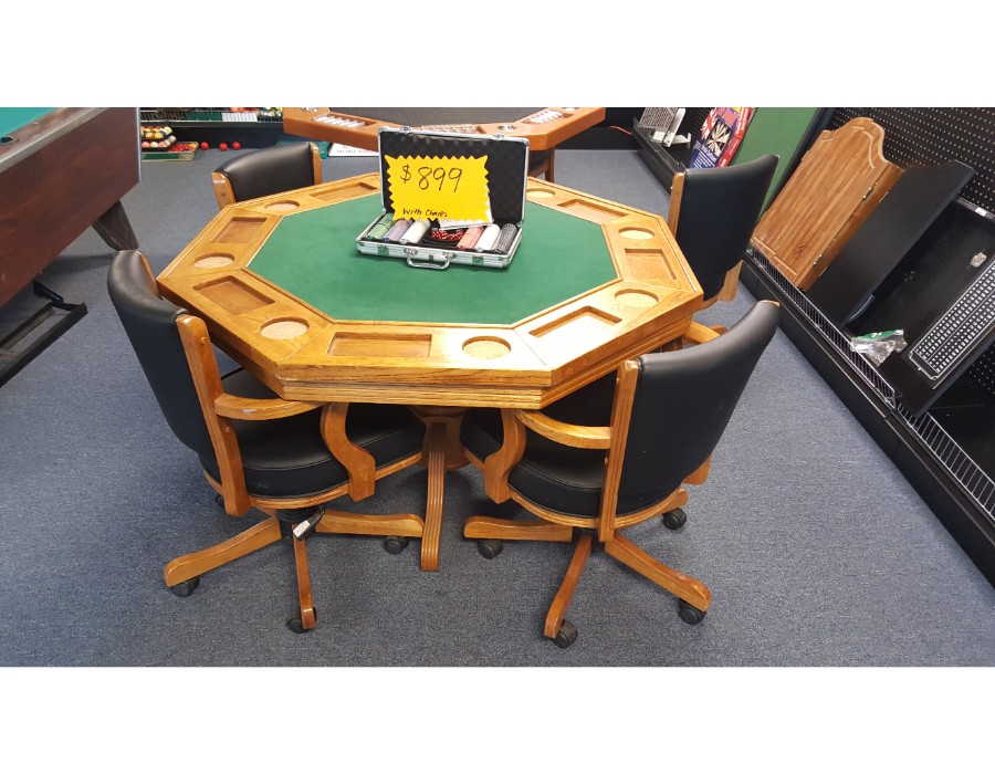 $899 Poker Table